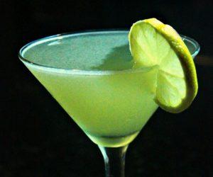 coctel daiquiri de limon