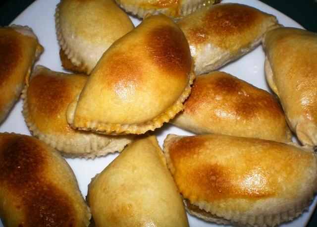 empanadas de choclo y queso