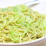 fideos con brocoli