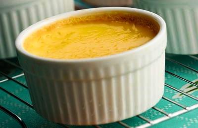 receta natillas de huevo