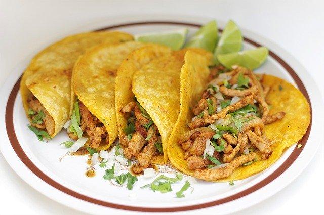 tacos ingredientes